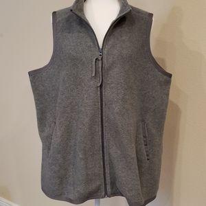 WOMAN WITHIN Fleece Vest 2X 18 20